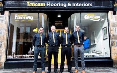 Toncam cleaning and interior design