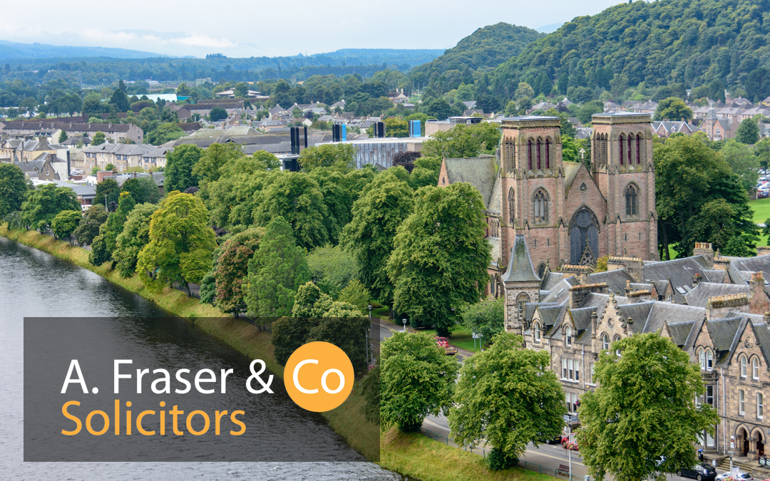 A Fraser & Co Solicitors & Notaries, Inverness